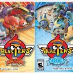 Más travesuras y locuras sobrenaturales con el lanzamiento de YO-KAI WATCH BLASTERS en Nintendo 3DS