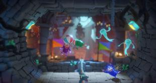 Saber es Poder: Generaciones y Chimparty llegarán a Playstation 4 el próximo 14 de noviembre