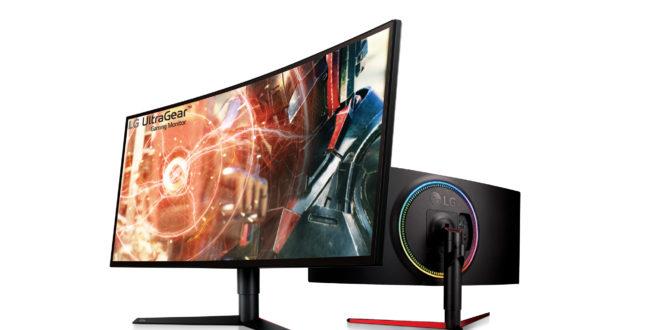 LG presenta en IFA el nuevo monitor UltraGear, diseñado especialmente para el mundo gamer