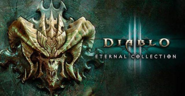 Diablo III Eternal Collection llega a Nintento Switch