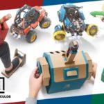 Nintendo desvela detalles del nuevo kit de vehículos de Nintendo Labo, disponible el 14 de septiembre
