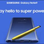 Presentación Samsung Galaxy Note 9 características y precio