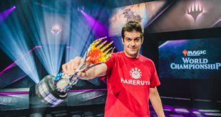 Javier Dominguez gana el mundial de The Gathering