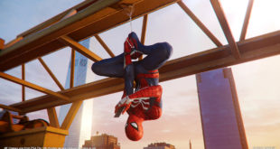 Marvel's Spider-Man ya disponible para Playstation 4 #SpiderManPS4