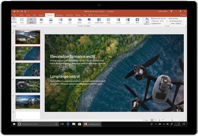 Microsoft ha anunciado el lanzamiento de la versión Office 2019