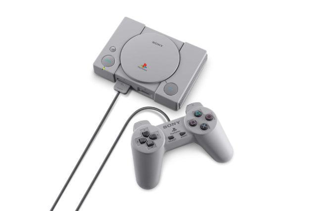PlayStation Classic. Sony se une a la moda de las consolas retro mini
