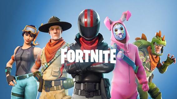 Fortnite. Las 5 tendencias de los juegos en línea en el 2018