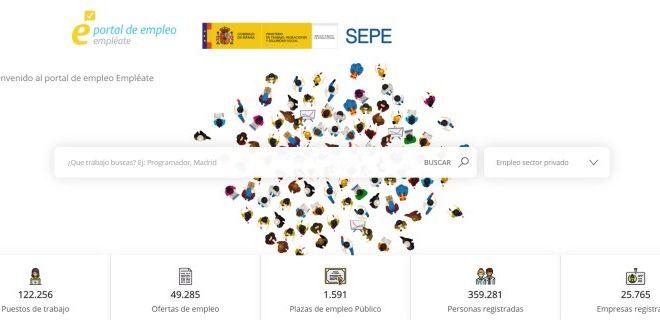 Las 15 mejores webs para buscar trabajo en España por Internet. Portales de empleo