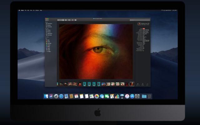Apple ha lanzado la versión estable de su sistema operativo macOS Mojave
