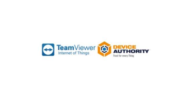 DeviceAuthorityyTeamViewercolaboran para mejorar la conectividad y la seguridad en el Internet de las Cosas
