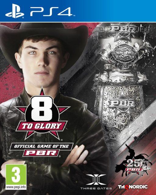 Sumérgete en el mundo de los rodeos americanos con8 to Glory.Ya disponible para PS4 con la licencia oficial de la organización PBR