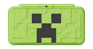 Nintendo lanza la New Nintendo 2DS XL – Creeper Edition