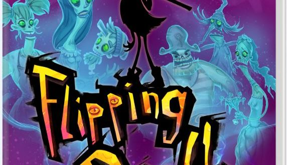 Zoink Games, anuncia hoy que Flipping Death para PS4 y Nintendo Switch