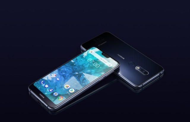 HMD Global anuncia el lanzamiento de Nokia 7.1 y Nokia 5.1 Plus