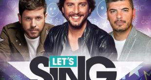Let's Sing 11 el juego de karaoke confirma el listado de éxitos musicales, novedades y fecha de lanzamiento