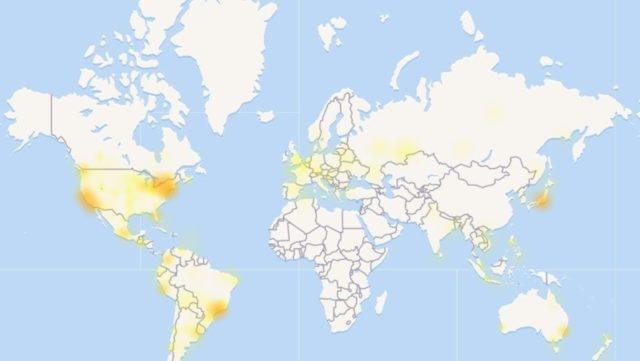 Youtube sufre una caída de 1 hora #Youtubedown