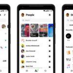 Facebook Messenger 4 una versión simplificada de la aplicación
