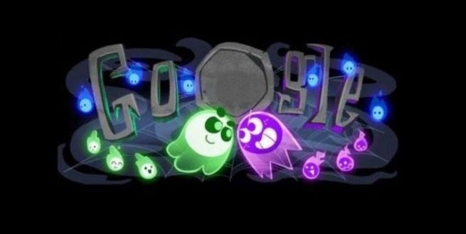 Google celebra Halloween con su primer juego multijugador en Doodle