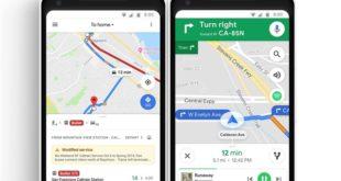 Google ha actualizado su servicio Maps para ofrecer nuevas funciones para la gestión de rutas para ir al trabajo con trasporte público y privado