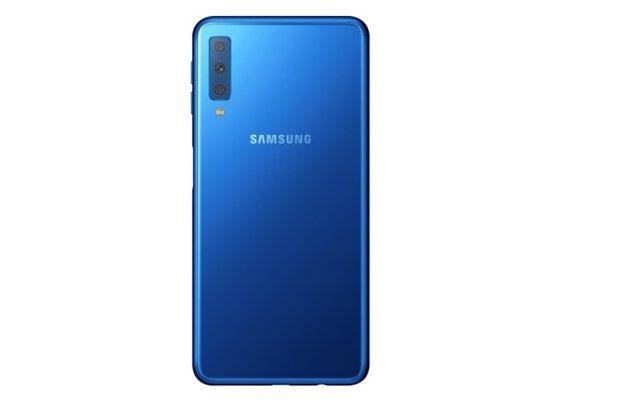 Samsung Galaxy A7 a la venta en España