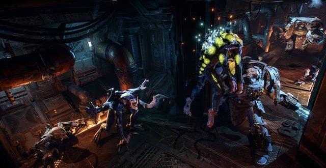 Space Hulk: Tactics llega el 9 de Octubre 2018 con un sistema de creación de misiones