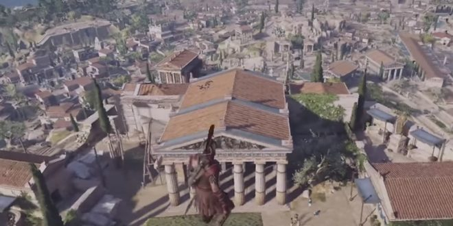 Project Stream. Google prepara un servició de Streaming con Assassin's Creed Odyssey