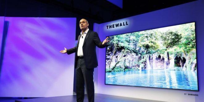 Samsung muestra su tecnología 8K en la Madrid Games Week