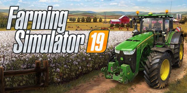 Farming Simulator 19, el simulador de agricultura más completo de la historia