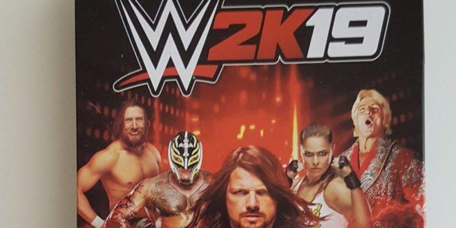 Análisis WWE 2K19.Ya está disponible para su compra