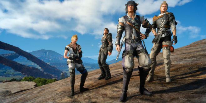 Segundo aniversario del Final Fantasy XV con novedades.Anunciado un evento de colaboración con FFXIV Online y la fecha de estreno de la edición independiente multlijugador.