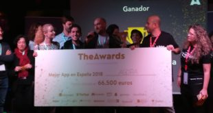 TheAwards 2018: Estas son las mejores aplicaciones móviles y juegos en España de 2018