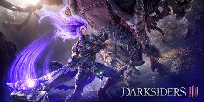 El Apocalipsis de Furia se acerca a Darksiders III - Traíler
