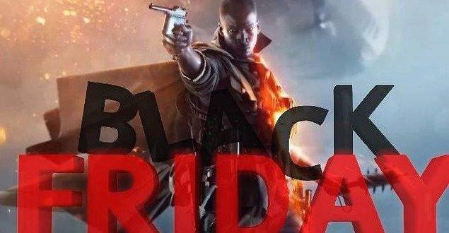 El sector de los videojuegos generará 75 millones en el Black Friday