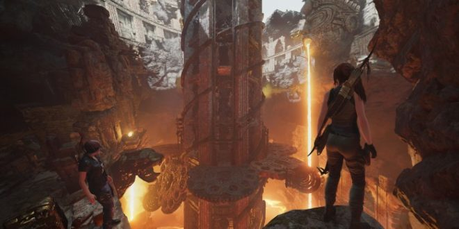 Shadow of the Tomb Raider DLC La fragua