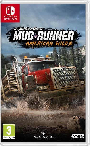 Spintires: MurdRunner -American Wilds Edition