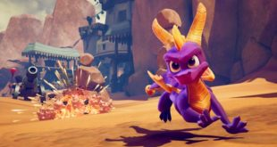 Spyro Reignited Trilogy, ya disponible para todo el mundo