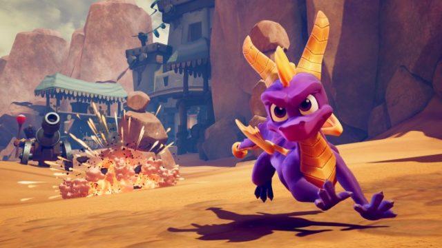 Spyro Reignited Trilogy, ya disponible para todo el mundo