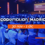 Codemotion Madrid – VII Edición del 30 noviembre al 1 diciembre 2018