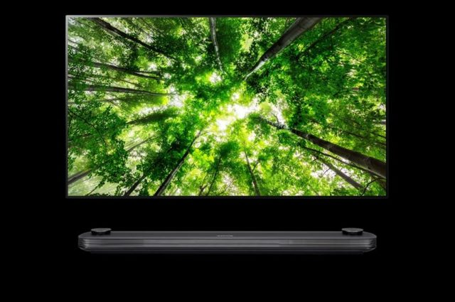 LG OLED W8. El mejor televisor de gama alta en los premios Xataka