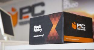 PcComponentes arranca el Black Friday con descuentos de hasta el 60%