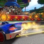 Nuevo tema supersónico para Sonic Team Racing