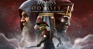 "El episodio I de ""El legado de la primera hoja oculta"", el primer DLC de Assassin's Creed Odyssey,ya está disponible."