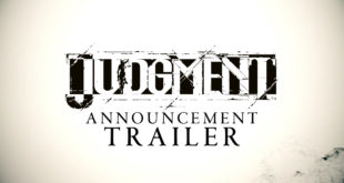 Confirmado el estreno de Judgment