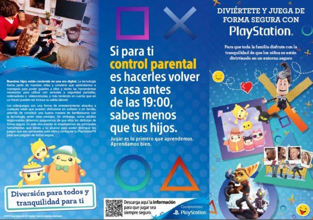 Diviértete y juega de forma segura con PlayStation