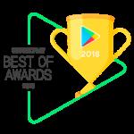 Google Play Best 2018: Las mejores aplicaciones y juegos Android del 2018 en Google Play según Google.