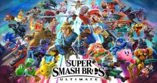 Análisis Super Smash Bros para Nintendo Switch