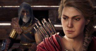 Ubisoft ha anunciado hoy que La Herencia de las Sombras, el segundo episodio del primer arco narrativo poslanzamiento de Assassin's Creed Odyssey