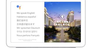 Google Assistant será tu traductor en tiempo real