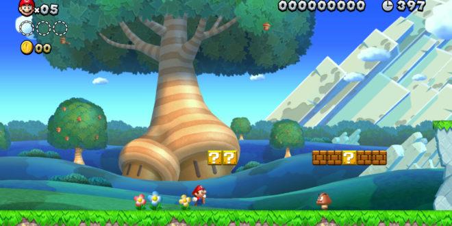 New Super Mario bros. U: Deluxe, para los que no lo disfrutamos en su día