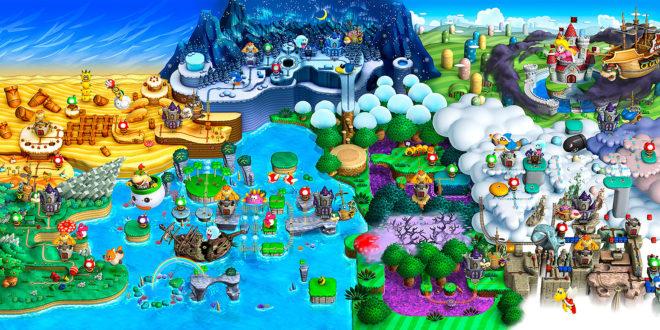 Llega El New Super Mario Bros U Deluxe Para Nintendo Switch